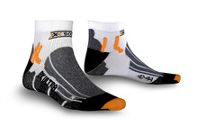 X-Socks Biking Ultra Light wit/zwart